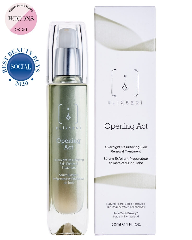 This overnight resurfacing serum is an award winning serum which gently removes dead skin cells with an innovative cocktail of resurfacing ingredients. Wake up to cleaner, fresher skin